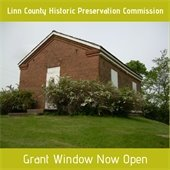 Linn County Historic Preservation Commission Grant Open