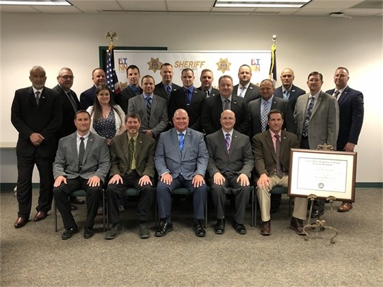 Linn County Sheriff's Office Receives Certification