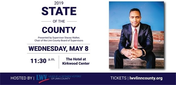 State of the County Invitation