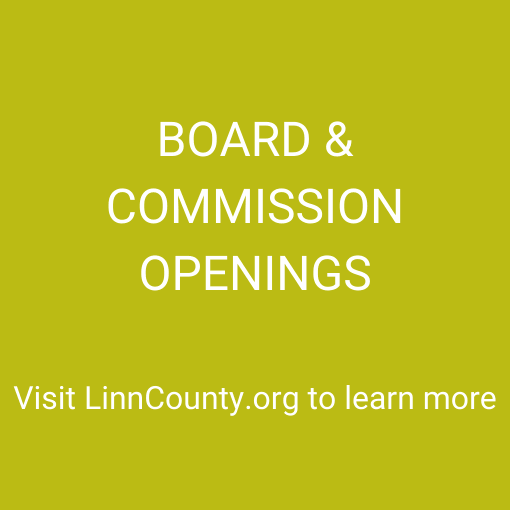 Board and Commission Opening
