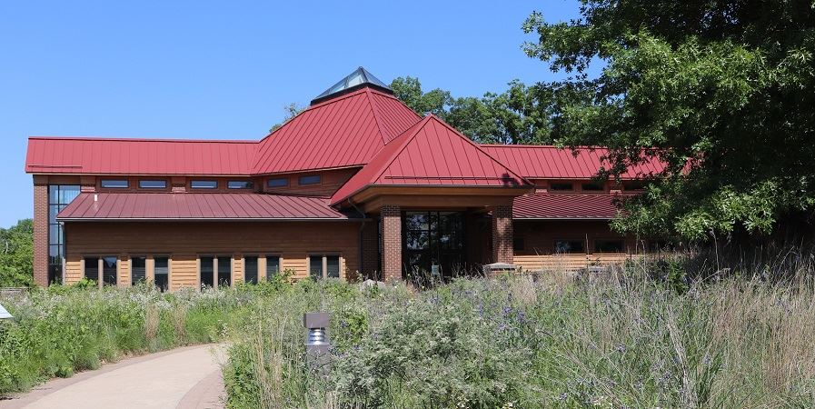 Wickiup Hill Learning Center front entrance