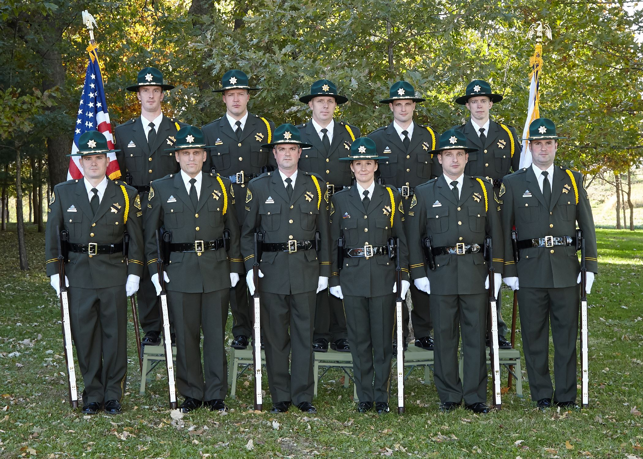 Linn County Sheriff's Office Honor Guard