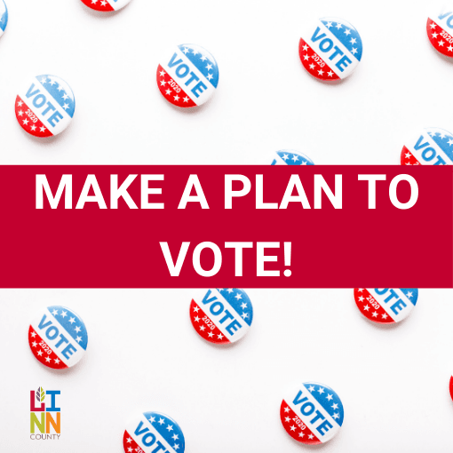 Make a Plan to Vote