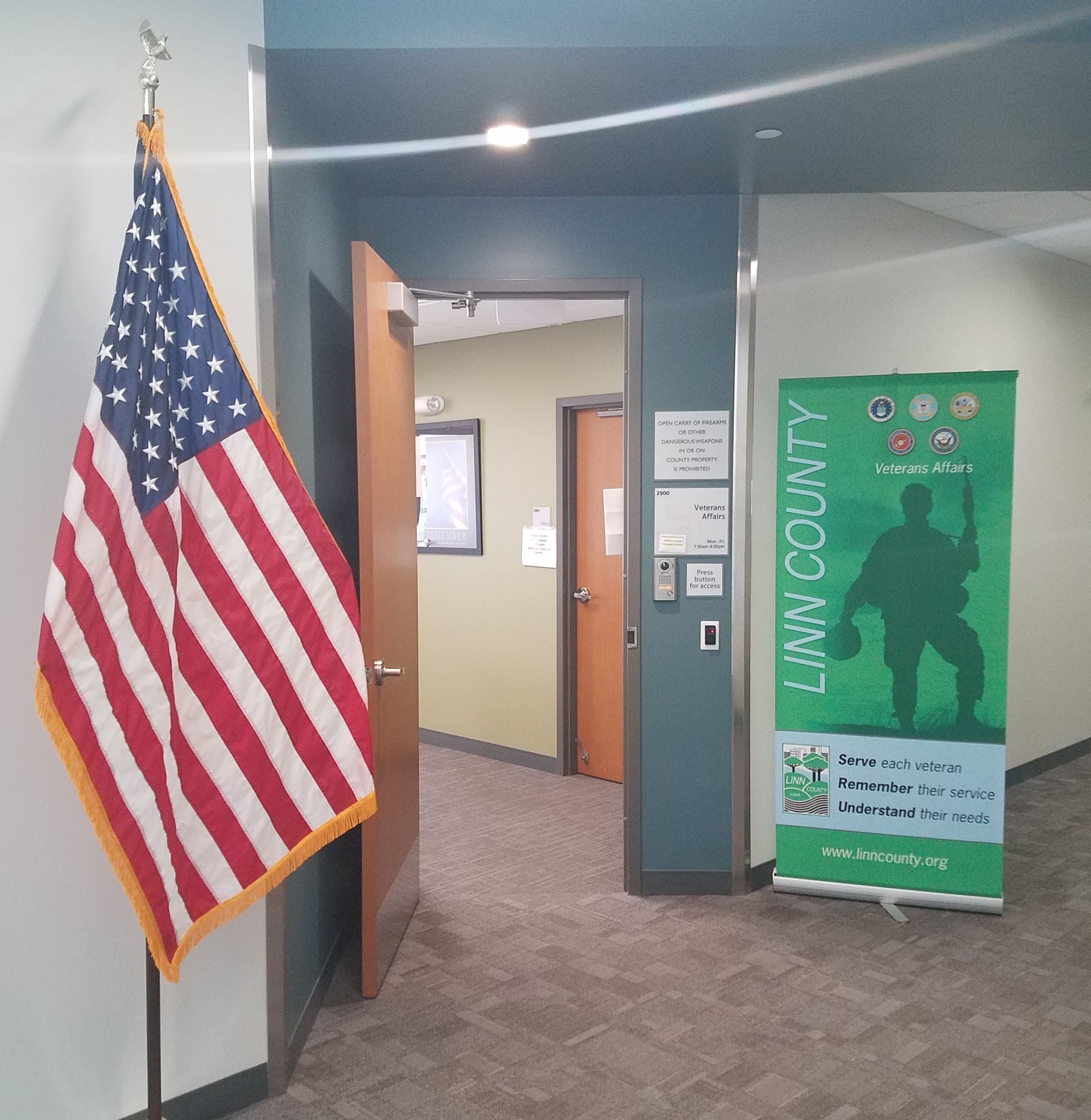 Linn County Veterans Affairs