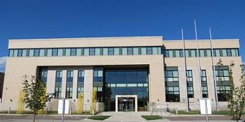 Photo of Linn County Public Service Center